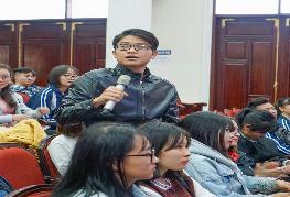 Hội thảo hướng nghiệp cho sinh viên Y Dược năm 2019