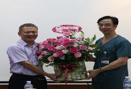 Bệnh viện Bạch Mai là cơ sở đào tạo thực hành quan trọng của Khoa Y Dược