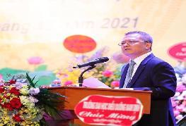 Diễn văn Khai giảng năm học 2021-2022 và  kỷ niệm 01 năm Ngày thành lập trường Đại học Y Dược